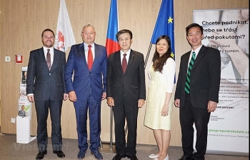 vietnam czech republic seek ways to enhance trade ties