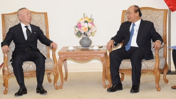 vietnam facilitates japanese firms operations in vietnam pm
