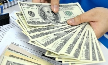 foreign currency reserves hit us 68 billion in h1