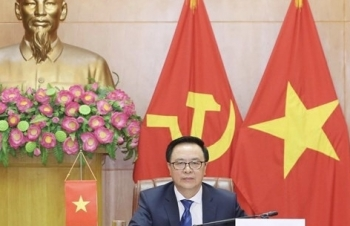vietnam attends virtual international conference of political parties