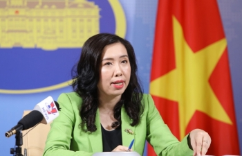 vietnam actively cooperates with other countries in fighting covid 19