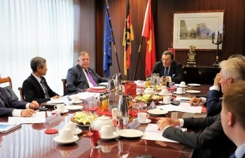 vietnam a highly potential market for german smes workshop