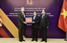 vietnam us medical cooperation enjoys good health