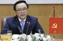 vietnamese chinese party officials hold phone talks