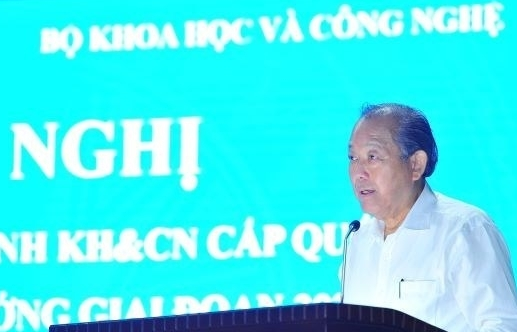 sci tech solution to development of ethnic populated areas deputy pm