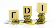 fdi over past 7 months rises by 58 pct