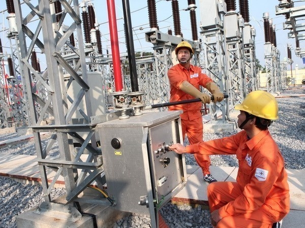 evn provides electricity for truong sa archipelago