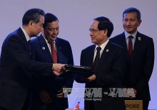 china proposes seven points to take ties with asean to new level