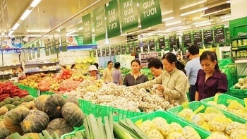 goods services sales value in july up 103 pct