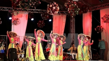vietnam participates in world folklore festival