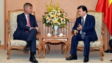 vietnam determined to protect the environment deputy pm