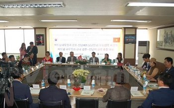 hau giang province works to attract korean investment