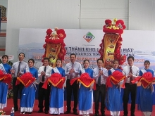 transimex jsc operates first intl standard cold storage in central vietnam