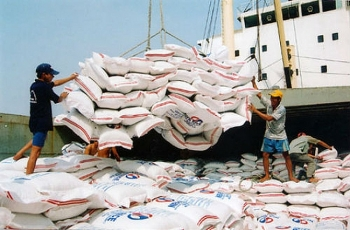 glutinous rice exports to china slowing down