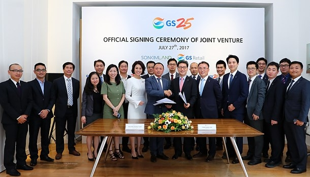 roks gs25 to open convenience stores in vietnam