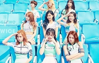 k pop girl band to film reality tv show in vietnam late august