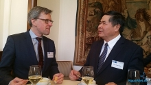 ambassador pays working visit to bremen to promote bilateral economic ties