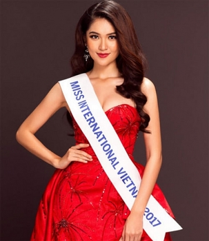 thuy dung to compete at miss international 2017