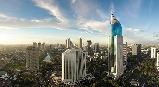 indonesia reports gdp growth of 501 percent in q2