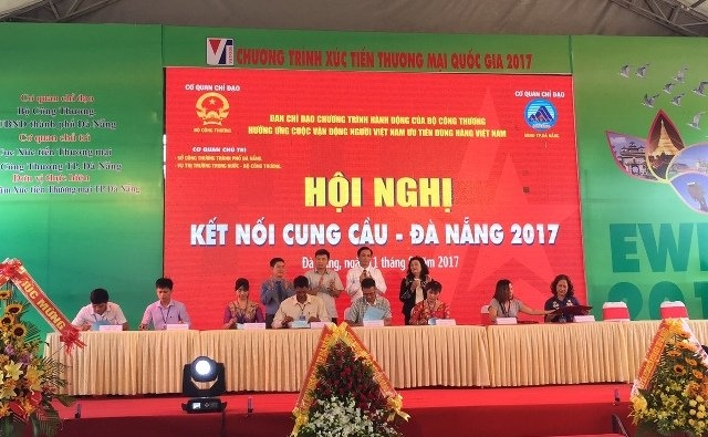 Da Nang Hosts Ewec Fair On Trade Investment And Tourism Promotion Talk Vietnam