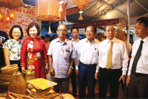 better industry promotion in central provinces