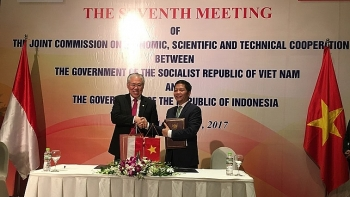 vietnam indonesia target us 10 billion trade by 2020