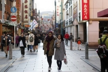 japan economy posts longest expansion in over a decade