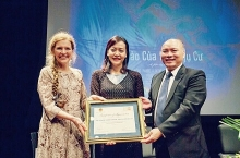 vietnam film awarded certificate of appreciation