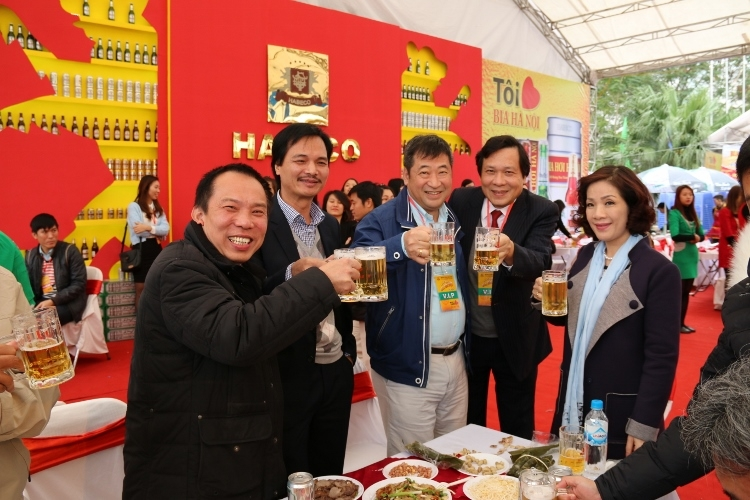 hanoi beer festive day 2017 habeco to make big impression in thanh hoa
