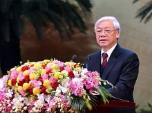 party leader leaves for indonesia myanmar visit