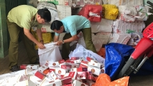 combating tobacco smuggling becomes more difficult