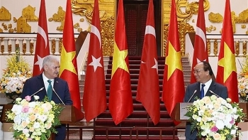vietnamese turkish pms seek ways to beef up bilateral trade ties