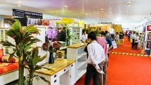 vietnam machinery and wood materials fair opens