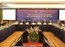 apec sub committee discusses trade faciliation