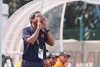 national mens football team has new coach