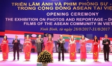 exhibition features nations peoples in asean community
