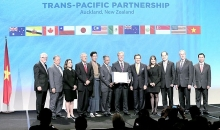 tpp countries push ahead with negotiations in australia
