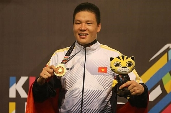 sea games 29 vietnam at third place on august 29 tally