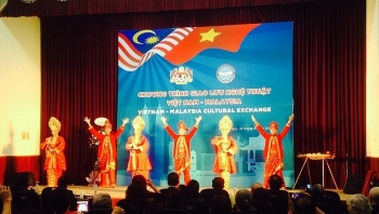 malaysia vietnam art exchange program held in hanoi
