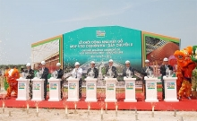 70 million usd mdf factory opens in binh phuoc
