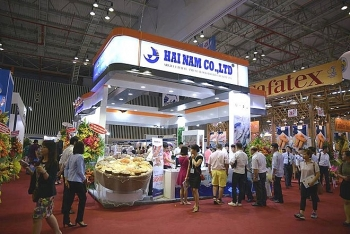 vietfish 2017 kicks off in hcm city