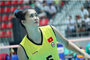 hue says goodbye to national volleyball team