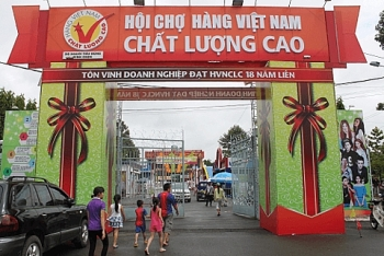vietnamese high quality products fair opens