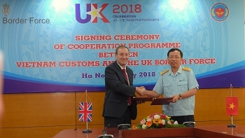 agreement reached to improve capacity of vietnamese customs officials