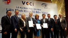 hcm city los angeles establish sustainable economic alliance