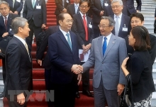 keidanren commended for fostering vietnam japan investment ties