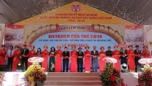 vietbuild can tho 2018 international exhibition opens