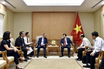 vietnam looks to learn from germanys housing saving bank deputy pm