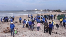 campaign encourages public involvement in sea clean up