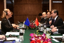 china eu vow to join hands to promote multilateralism free trade